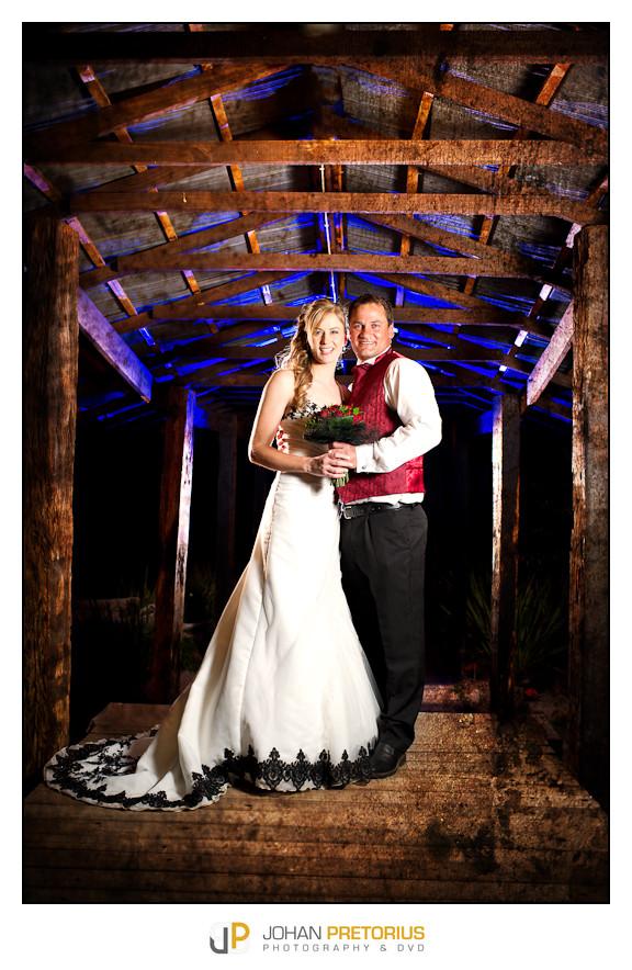 Wedding of Debbie & Theuns