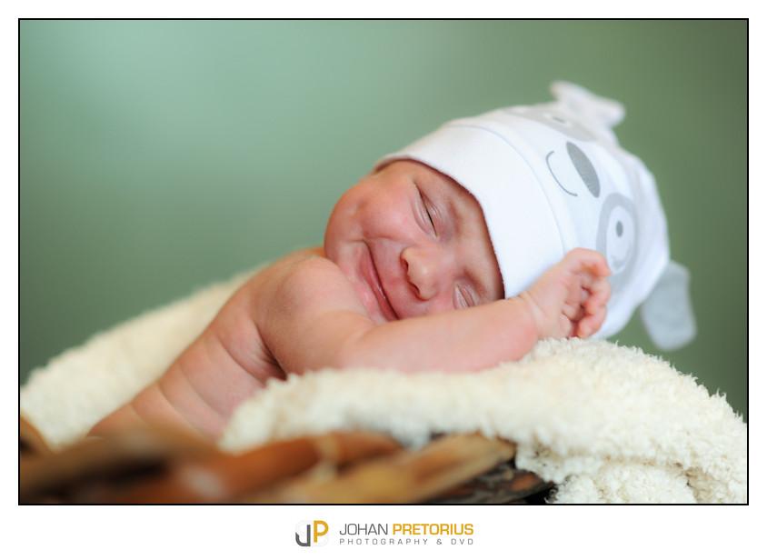 28-10-2011, De Villiers – Baby shoot