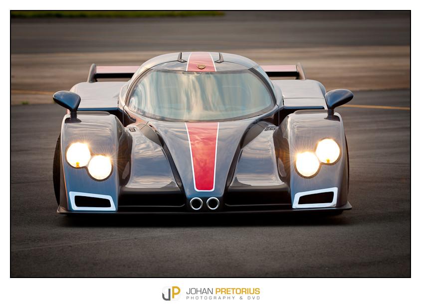 Barnard Hyper Sports Car