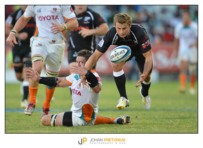 Super 15 Rugby, Cheetahs vs Sharks