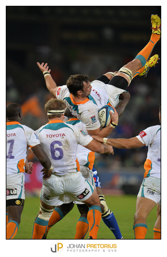 Cheetahs vs Stormers-Super Rugby