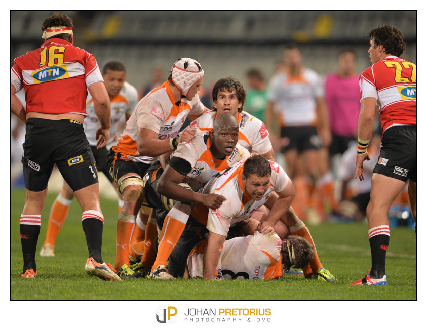 Rugby-Cheetahs vs Lions