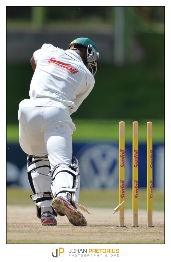Some images from the Sunfoil Series, Knights vs Warriors.