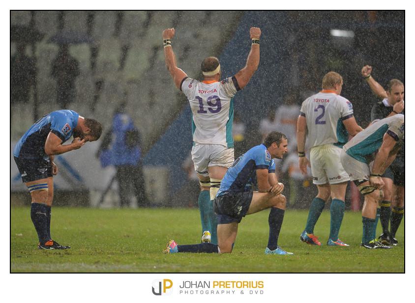 Super Rugby, Bulls vs Cheetahs