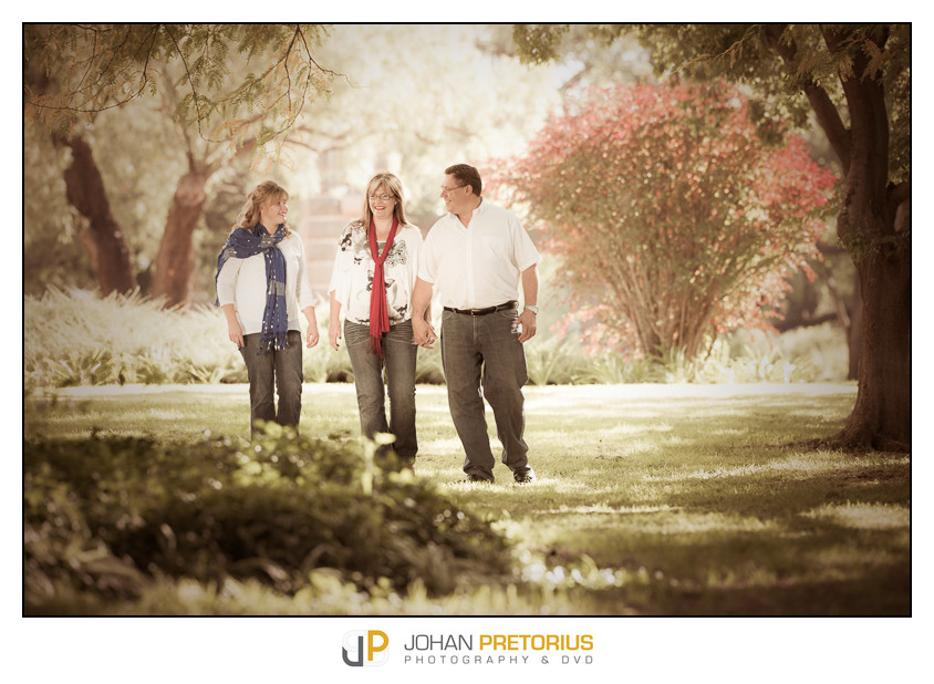 Bloemfontein Portrait Photographer-The Swanepoel family shoot on location