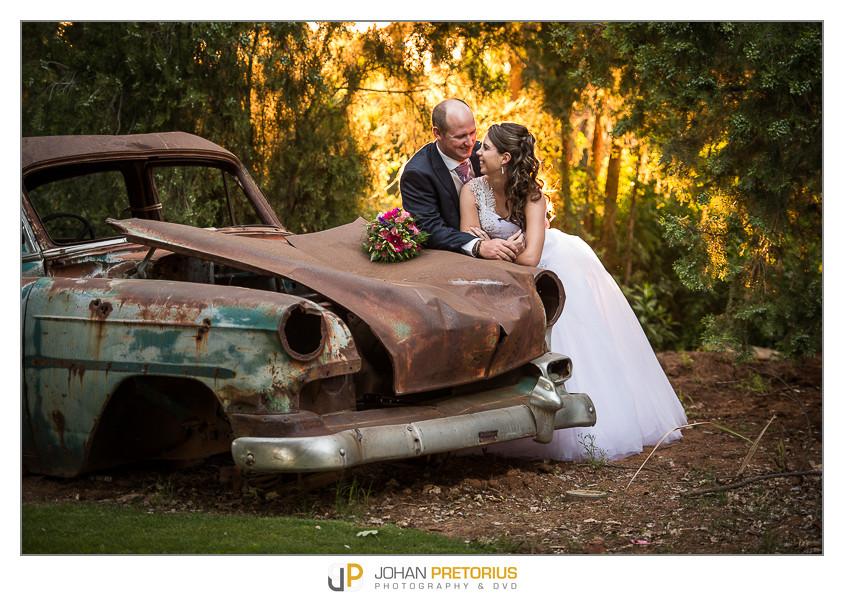 The Wedding of Roché & Francois