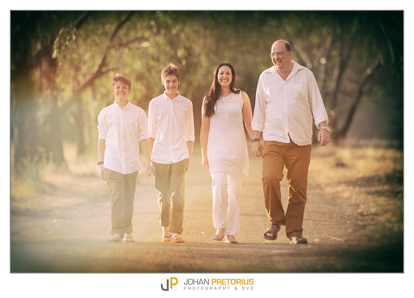 The du Plessis Family