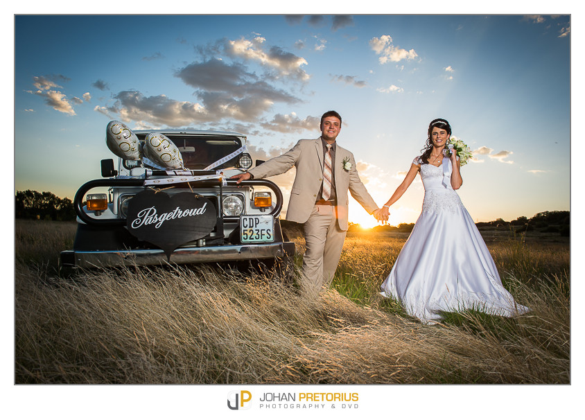 The Wedding of Hanné & Wynand