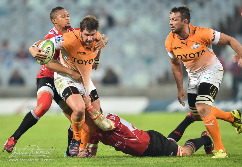 Super 15 Cheetahs vs Lions