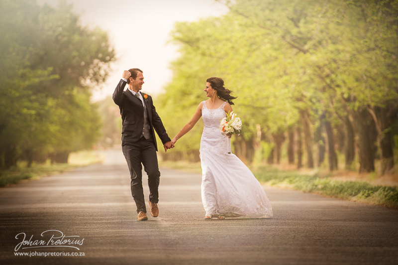 The wedding of Lizelle & JP Botha