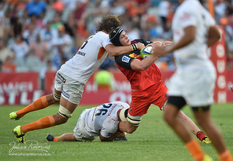 Super rugby, Cheetahs vs Stormers