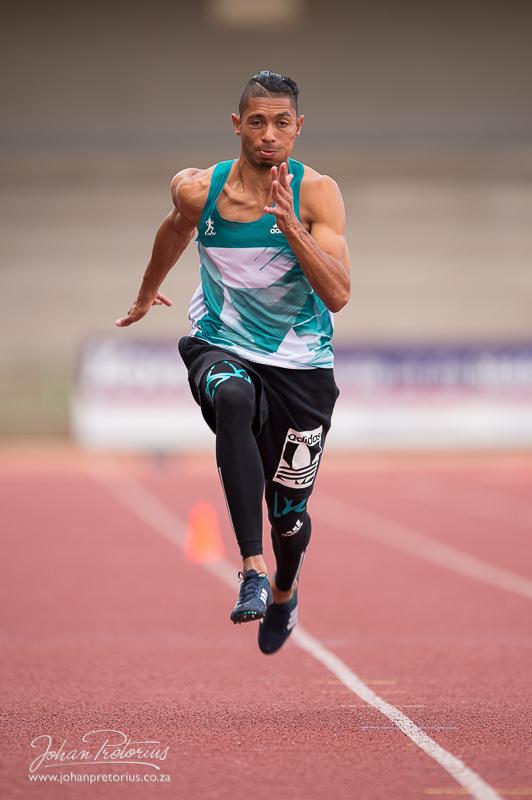Wayde Van Niekerk-400 meters world champion