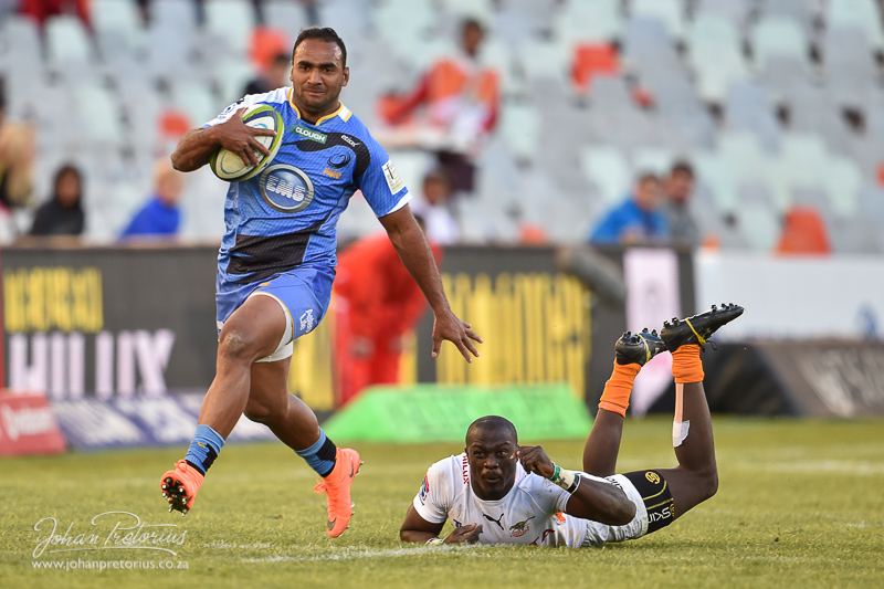 Cheetahs vs Western Force