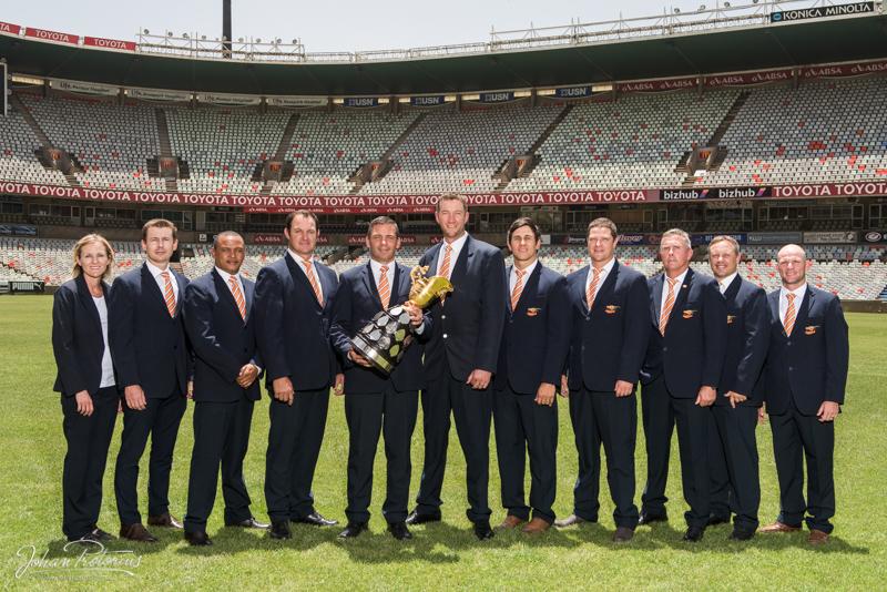 2016 Currie cup winners