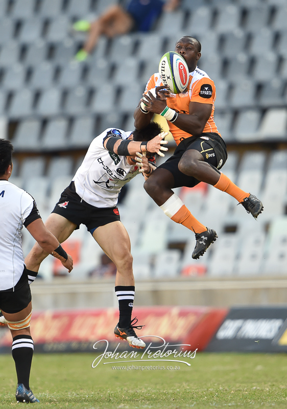 Super Rugby Cheetahs vs Sunwolves