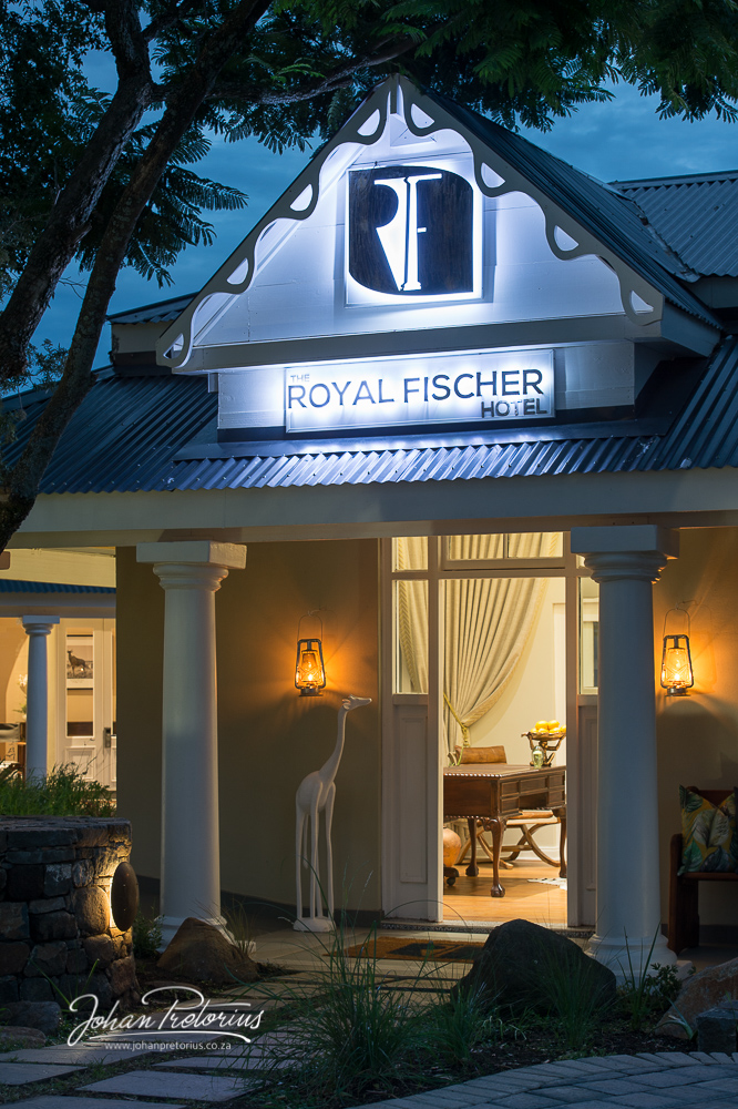 Royal Fisher hotel