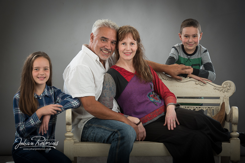 The  Janquera Family session