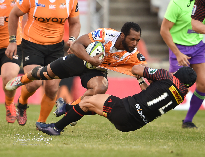 Cheetahs vs WP by Photographer Johan Pretorius