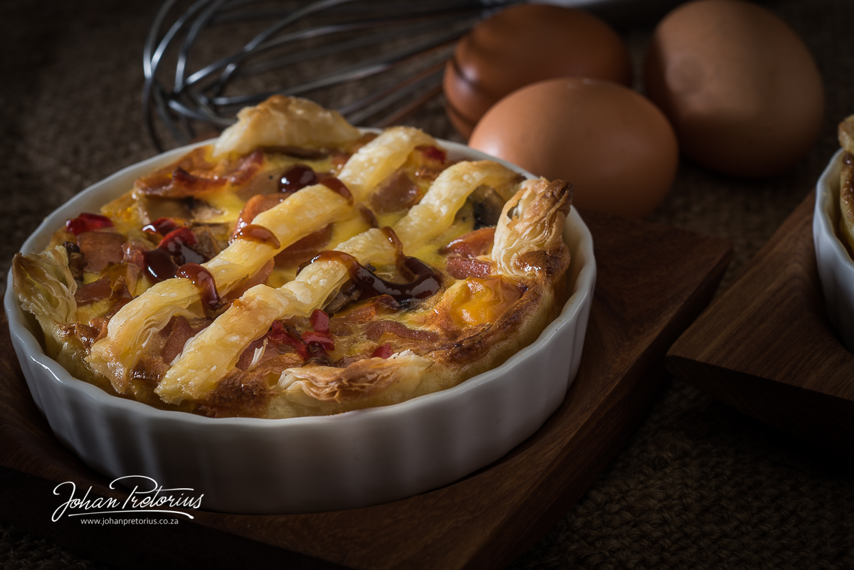 Food photography by Bloemfontein Photographer Johan Pretorius