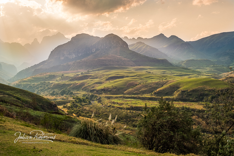 Cathedral Peak Hotel-Images by Corporate photographer Johan Pretorius