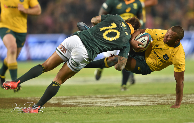 Springboks vs Australia-Photos by Photographer Johan Pretorius