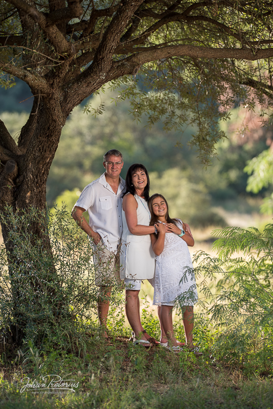 Jordaan Family by Bloemfontein Photographer Johan Pretorius