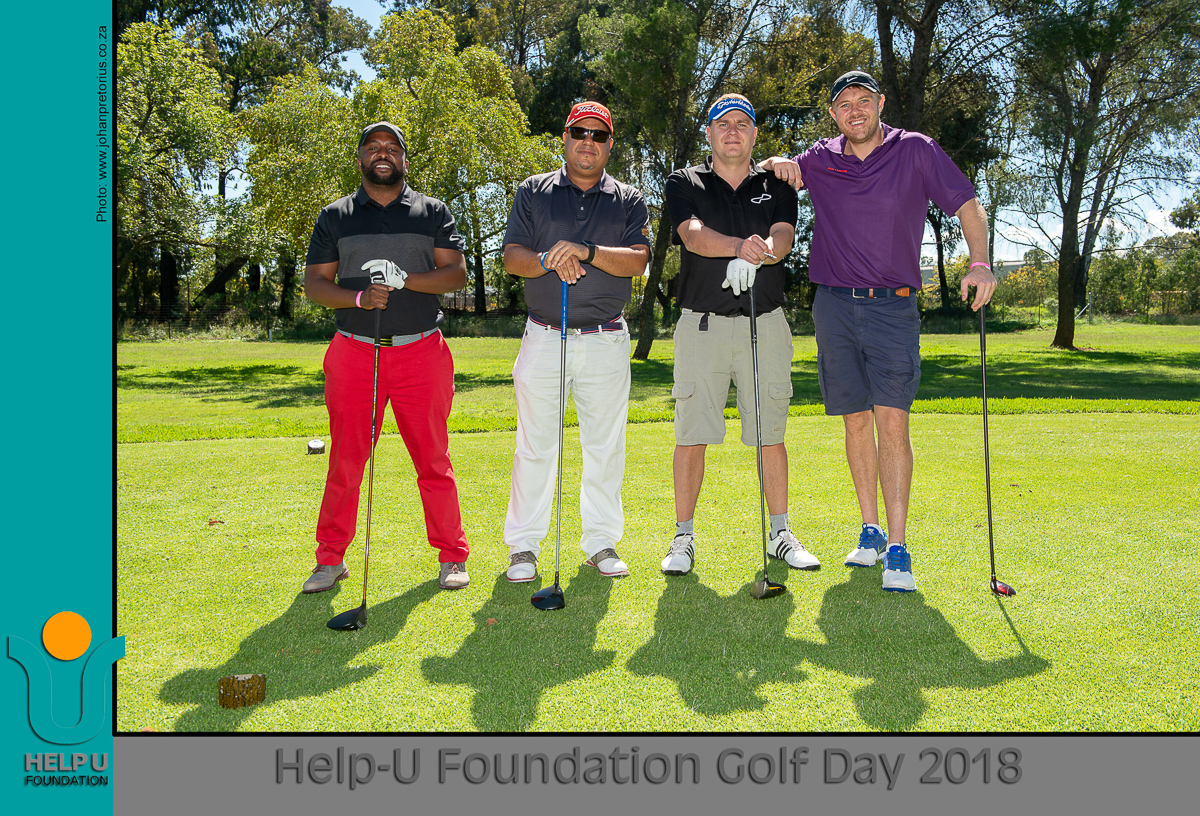 Help U Debt Golf day by Bloemfontein Photographer Johan Pretorius
