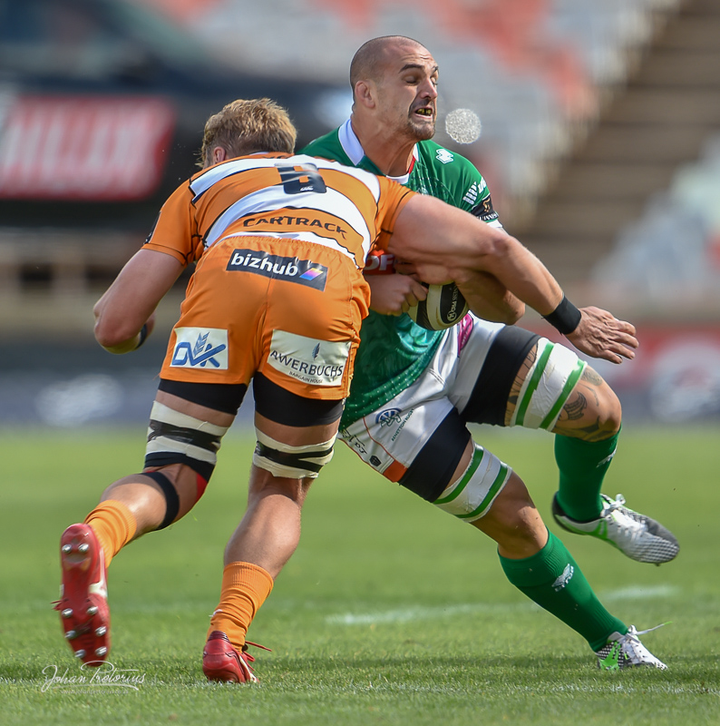 a Few images of the Cheetahs vs Benneton game images by Bloemfontein Photographer Johan Pretorius