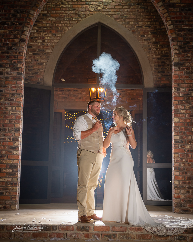 The Wedding of  Cules & Chantelle by Bloemfontein Photographer Johan Pretorius